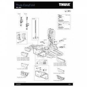 Thule EasyFold 931 et 932