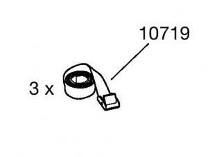 Thule Sangles 10719 2,20m de long (x3)