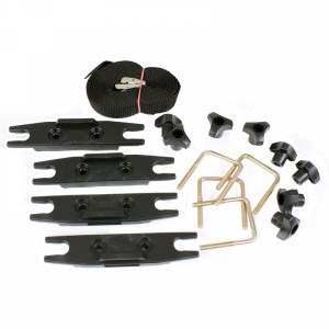 Thule 10722 Kit de fixation