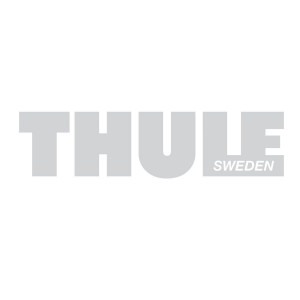 Thule Sticker Argenté
