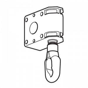 Thule 26107 Engrenage pour BoxLift et MultiLift