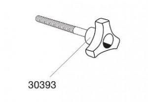 Thule 30393 Boulon 8x45mm pour galerie