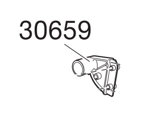 Thule 30659 Angle plastique pour galerie