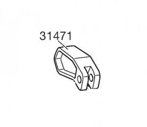 Thule 31471 Levier de serrage pour UpRide