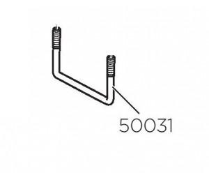 Thule 50031 U de fixation pour galerie de toit