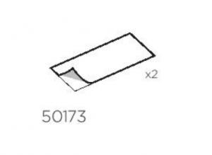 Thule 50173 Plastique protecteur ClipOn (x2)