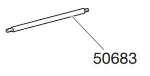 Thule 50683 Tige d'inclinaison pour BoltOn