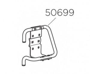 Thule 50699 Support plaque droit pour EasyBase