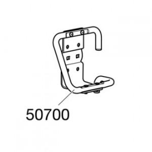 Thule 50700 Support plaque gauche pour EasyBase
