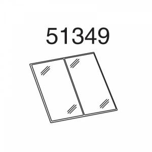 Thule 51349 Autocollant de protection pour FreeRide