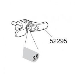 Thule 52295 Poignée de serrage pour EuroRide