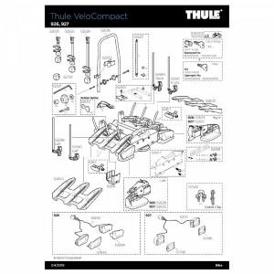 Thule VeloCompact 927