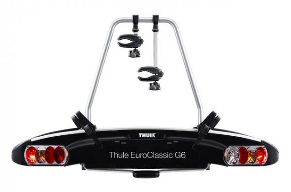 Thule 928 Porte 2 Vélos sur Attelage EuroClassic G6 928