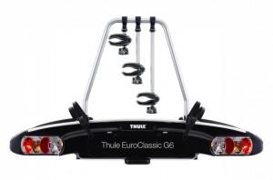 Porte 3 Vélos Sur Attelage Thule Euroclassic G6 929