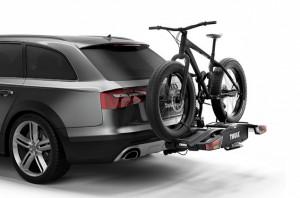 Thule 933 Porte 2 Vélos sur Attelage EasyFold XT 2
