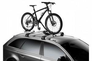 Thule 598 Porte-vélo ProRide gris