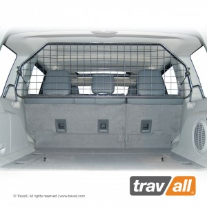 Grille Pare-Chien Jeep Cherokee (2007-2012)