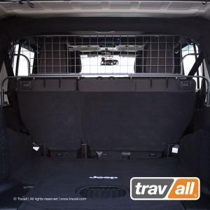 Grille Pare-Chien pour Jeep Wrangler 4 Portes (09/2006-08/2018)