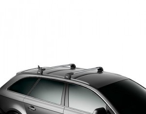 barres de toit audi a4 avant 2008 thule wingbar edge aluminium meovia boutique d. Black Bedroom Furniture Sets. Home Design Ideas