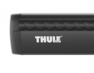 2 Barres De Toit Thule Wingbar 969 Black
