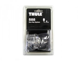 Thule Serrures Antivol 588 One Key System (x8)