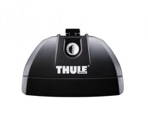 4 Pieds Thule 753 Pour Barres De Toit