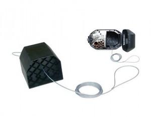 Thule Séparateur 3181 pour coffre a tuyaux