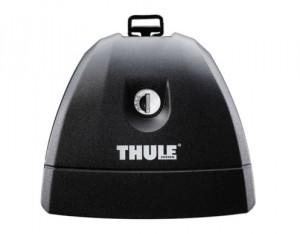 2 Pieds Thule 7511 Pour Barres De Toit