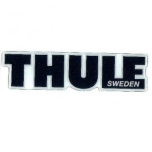Thule Sticker Noir
