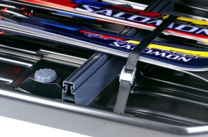 Thule Adaptateurs porte-skis pour coffre 694-9
