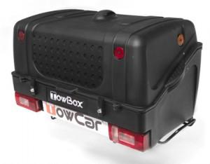 Coffre Towbox V1 Noir 280l