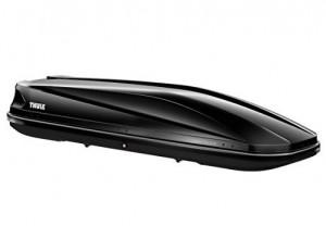 Thule 634701 Coffre de toit Thule Touring Alpine noir