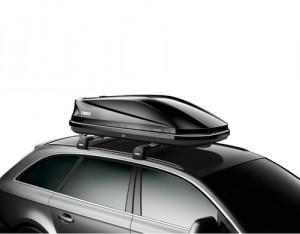 Coffre de toit Thule Touring M Noir