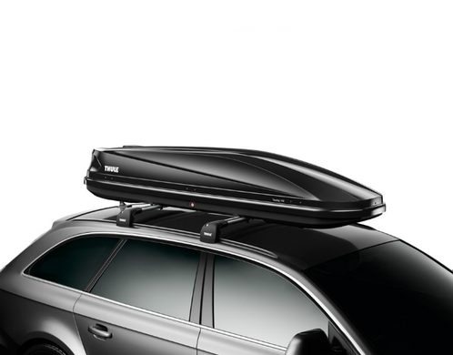 thule 634701 coffre de toit thule touring alpine noir meovia boutique d 39 accessoires automobiles. Black Bedroom Furniture Sets. Home Design Ideas