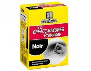 Kit Efface-Rayures Profondes Noir