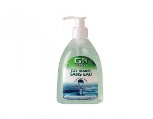 Gel Mains Sans Eau Pure