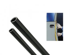 2 Protège Portière Noir 60cm