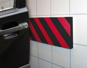 Protections Pour Garage - 2 Pièces