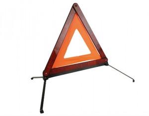 Triangle De Présignalisation Compact
