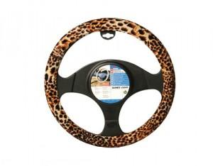 Couvre Volant Leopard
