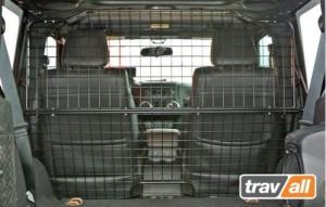 Grille Pare-Chien Jeep Wrangler 2 Portes (2007-2010)