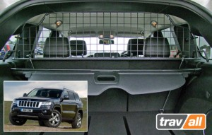 Grille Pare-Chien Jeep Grand Cherokee (2010-)