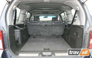 Grille Pare-Chien Nissan Pathfinder (2004-2012)