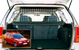 Grille Pare-Chien Volkswagen Golf 4 Break et Bora (1999-2005)
