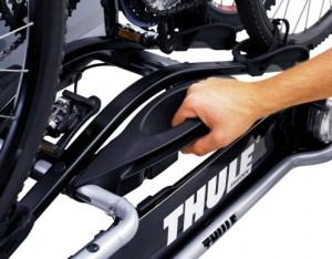 Porte 2 Vélos Sur Attelage Thule Euroride 941