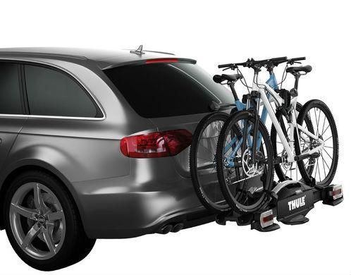 Thule 925 porte 2 velos sur attelage velocompact 925 meovia boutique d 39 accessoires automobiles - Porte velo attelage thule 2 velos ...