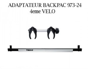 Thule kit Backpac 973-24