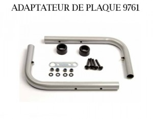 Thule Adaptateur de plaque 9761